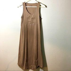 Neon Buddha Midi Dress